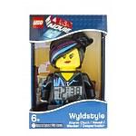 Будильник Lego Movie, минифигура Lucy