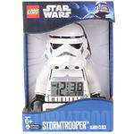 Будильник Lego Star Wars, минифигура Storm Trooper