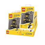 Брелок-фонарик для ключей Lego City - Mastermind