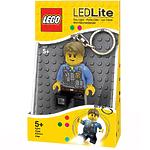 Брелок-фонарик для ключей Lego City - Chase McCain