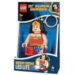 Брелок-фонарик для ключей Lego Super Heroes - Wonder Woman