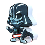 """Пробивной мини 3D светильник """"StarWars"""" (Звёздные Войны)-Darth Vader (Дарт Вейдер)"""