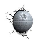"""Пробивной 3D светильник """"StarWars"""" (Звёздные Войны)- Death Star (Звезда смерти)"""