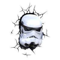 """Пробивной 3D светильник """"StarWars"""" (Звёздные Войны)-Stormtrooper (Штормтрупер)"""
