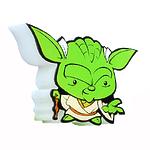 """Пробивной мини 3D светильник """"StarWars"""" (Звёздные Войны)-Yoda (Йода)"""