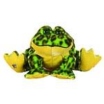 "Мягкая игрушка Webkinz ""Лягушка-бык"" 16,5 см"