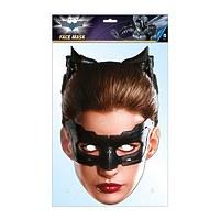 Маска картонная «Женщина-кошка»