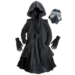 """Костюм """"StarWars"""" (Звёздные Войны) - Кайло Рен: мантия с капюшоном, комбинезон, маска"""