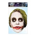 Маска картонная «Джокер»