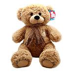 """Мягкая игрушка """"Медведь с заплатками, в шарфе"""", 75 см"""