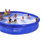 "Надувной бассейн Intex ""Easy Set"", с насосом,457х91х91 см"