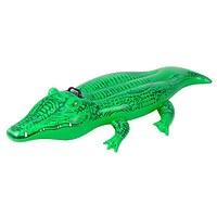 """Надувная игрушка """"Крокодил"""", 168х86 см"""