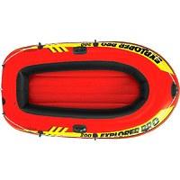 """Надувная лодка """"Эксплорер 200"""" с веслами и насосом, 196х102х33 см"""