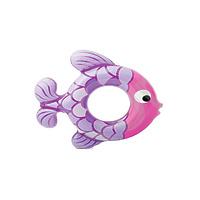 """Надувной круг """"Рыбка"""", 77х76 см"""
