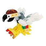 """Конструктор Gigo """"Животный мир. Попугай"""""""