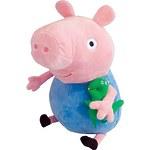 """Мягкая игрушка Peppa Pig """"Джордж с динозавром"""", 40 см"""