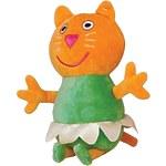 "Мягкая игрушка Peppa Pig ""Котенок Кэнди балерина"", 20 см"