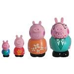 """Игровой набор Peppa Pig """"Семья Пеппы"""""""