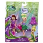 """Кукла """"Дисней Фея"""" 11 см, с волосами и платьем, в ассортименте"""