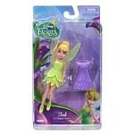 """Кукла """"Дисней Фея"""" 11 см, с дополнительным  платьем, в ассортименте"""