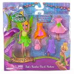 """Кукла """"Дисней Фея"""" 11 см, с платьями, в ассортименте"""