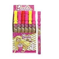 """Мыльные пузыри """"Barbie"""", колба в термоплёнке, 120 мл"""