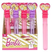 "Мыльные пузыри ""Barbie"" волшебная палочка, 90 мл"