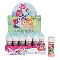 """Мыльные пузыри """"My Little Pony"""", 50мл"""