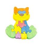 """Развивающая игрушка """"Котик"""" с красками"""