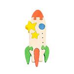 """Развивающая игрушка """"Ракета"""""""