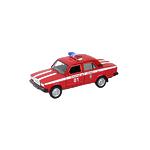 """Коллекционная модель машины """"Lada 2107. Пожарная охрана"""" 1:34-39"""