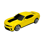 """Радиоуправляемая игрушка """"Машина Chevrolet Camaro ZL1"""" 1:24"""