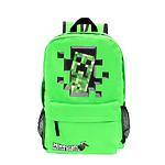 "Рюкзак ""Minecraft. Creeper"", цвет зеленый"