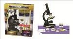 """Набор для исследований """"Микроскоп"""", 36 предметов"""