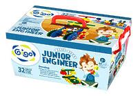 """Конструктор Gigo """"Junior engineer - magic gears"""" (Гиго. Юный инженер - волшебные шестерни)"""