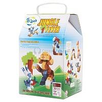 """Конструктор Gigo """"Jungle fever"""" (Гиго. В мире животных)"""